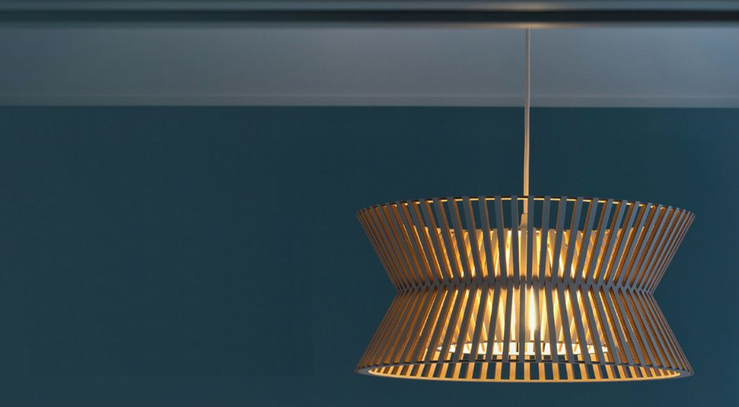 Secto Design Lámpara colgante Luminarias suspendidas Iluminación Interior  |