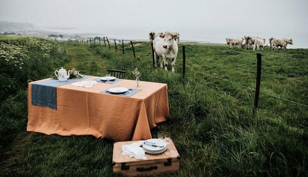 EMBRIN Mantel rectangular Manteles & paños de cocina Ropa de Mesa  |