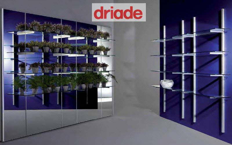 DRIADE Estantería de pared múltiple Estanterías Armarios Cómodas Despacho | Design Contemporáneo