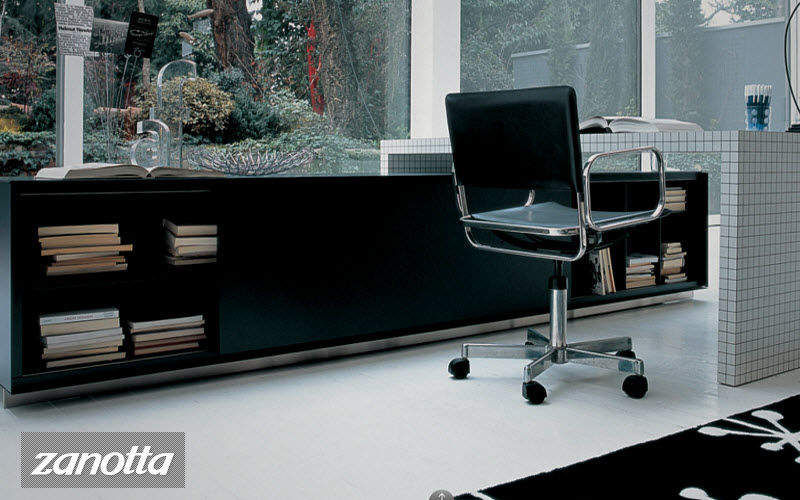 Zanotta Sillón de escritorio Sillas de oficina Despacho  |