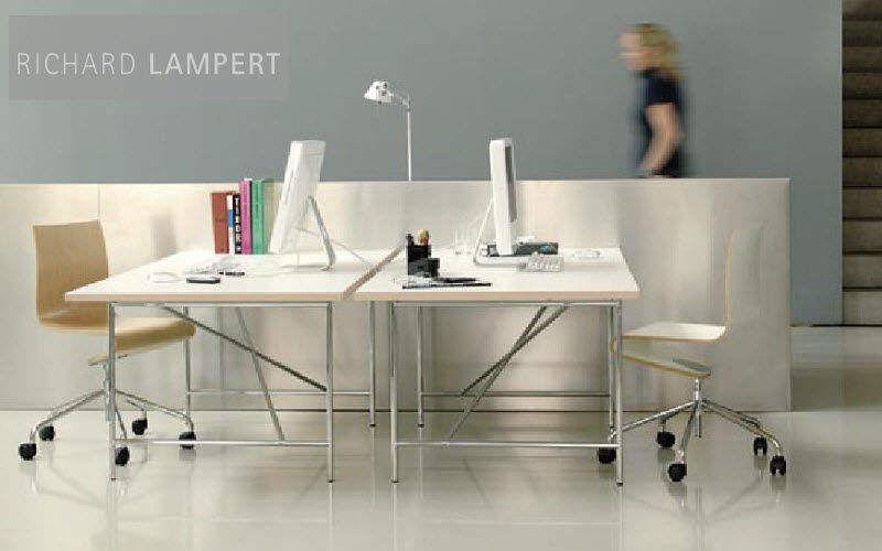 RICHARD LAMPERT Mesa de despacho Mesas y escritorios Despacho Lugar de trabajo |