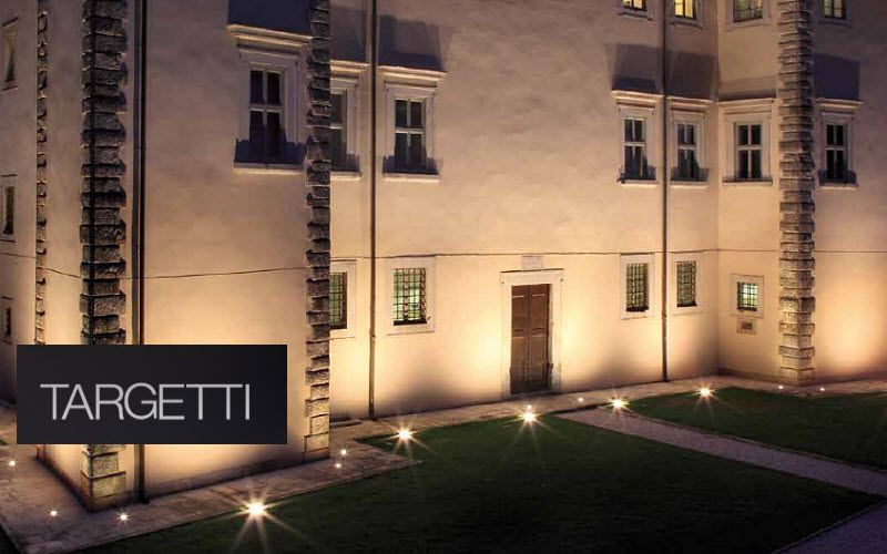 Targetti Foco de exterior Faros & proyectores de luz Iluminación Exterior  |
