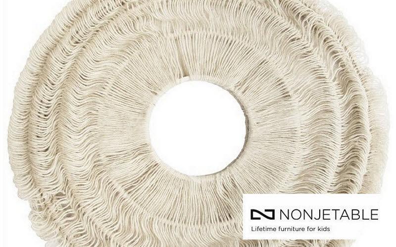 Nonjetable Lámpara colgante para niño Iluminación infantil El mundo del niño  |