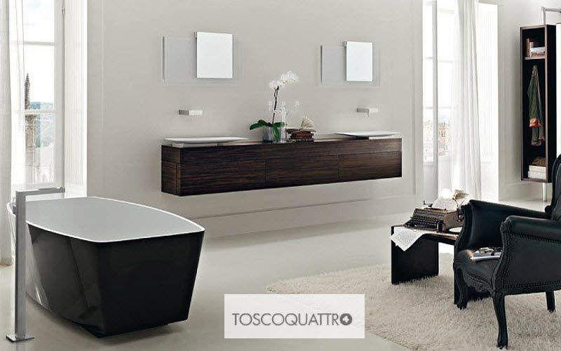 Toscoquattro Cuarto de baño Baño completo Baño Sanitarios Baño | Design Contemporáneo