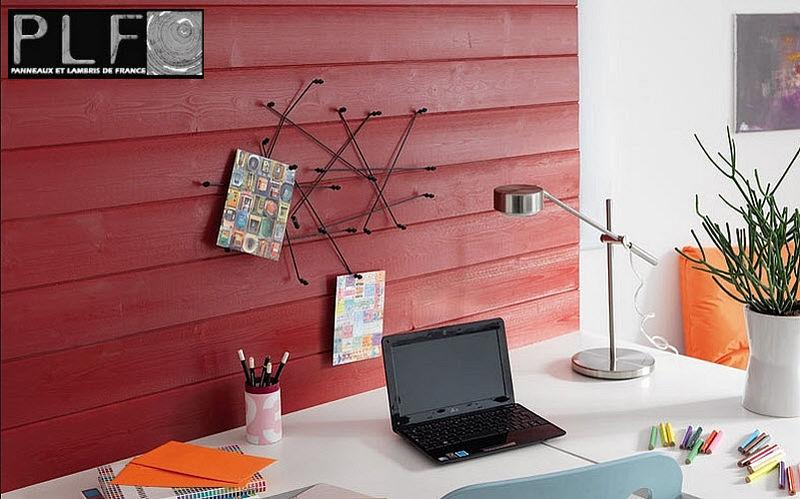 PLF Revestimiento de madera Revestimientos, artesonados y chapados Paredes & Techos  |