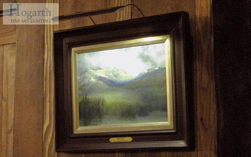HOGARTH LIGHTING Iluminación de cuadro Lámparas y focos de interior Iluminación Interior  |