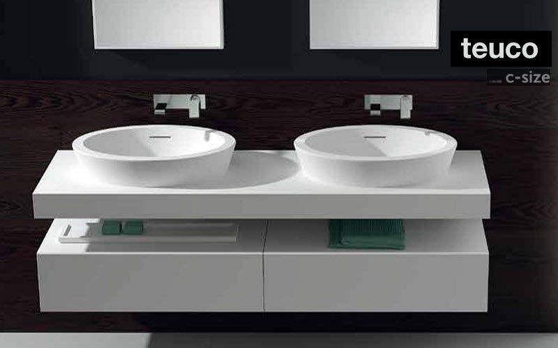 Muebles De Baño Dos Senos:Mueble de baño dos senos – Muebles de baño – Decofinder