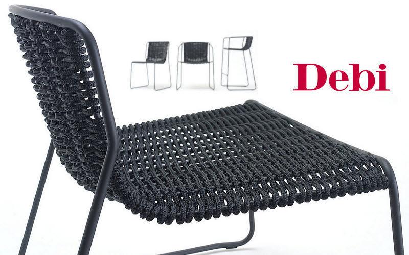Debi Silla de jardín Sillas de jardín Jardín Mobiliario Terraza |