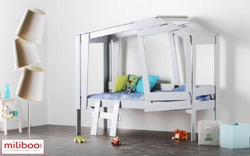 Miliboo Habitación juvenil 11-14 años Dormitorio infantil El mundo del niño  Dormitorio infantil | Ecléctico