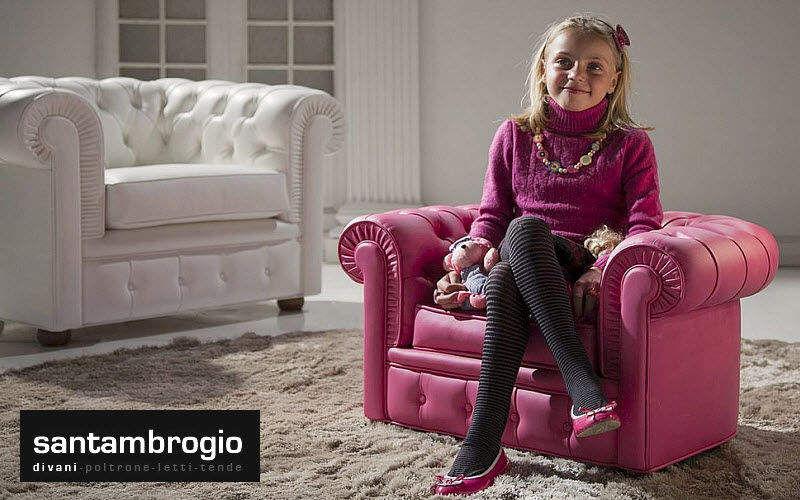SANTAMBROGIO DIVANI Butaca para niño Sillas para niño El mundo del niño  |