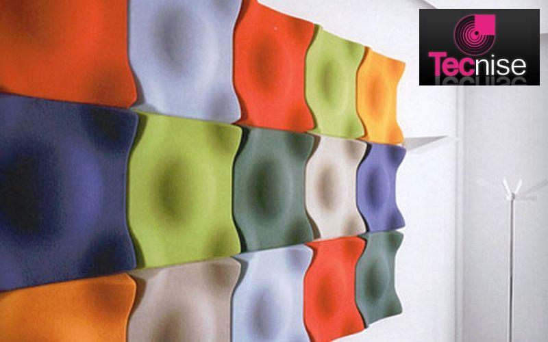 TECNISE Panel acústico para pared Tabiques y paneles acústicos Paredes & Techos  |