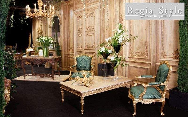REGIA STYLE Carpintería Revestimientos, artesonados y chapados Paredes & Techos  |