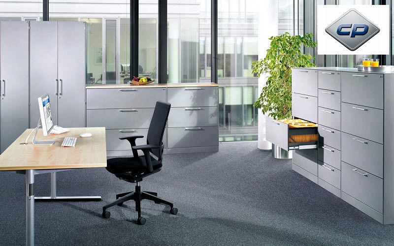 Armario de despacho armarios y almacenamiento decofinder for Armarios para despachos
