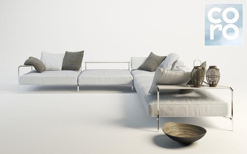 Coro Sofá modular Sofás Asientos & Sofás Jardín-Piscina | Design Contemporáneo