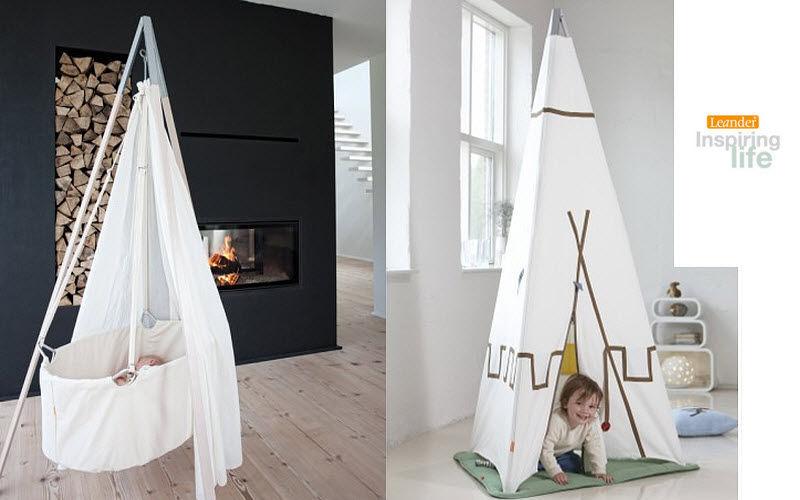 LEANDER Cuna para bebé Dormitorio infantil El mundo del niño   |