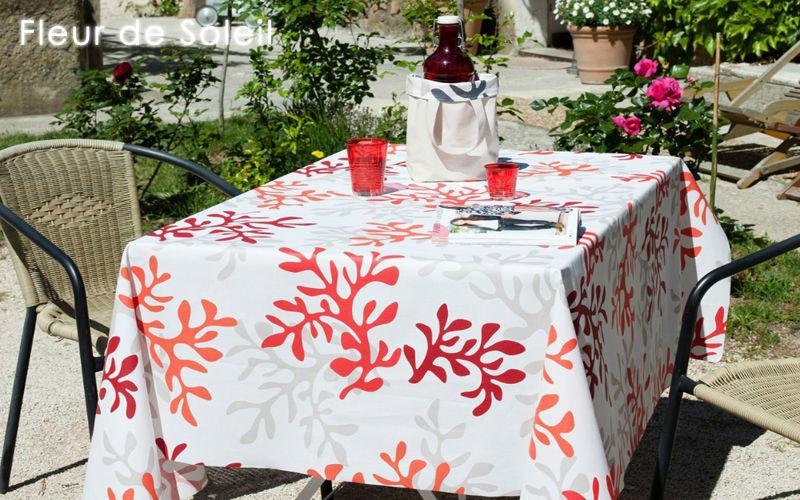 FLEUR DE SOLEIL Mantel de plástico Manteles & paños de cocina Ropa de Mesa  |