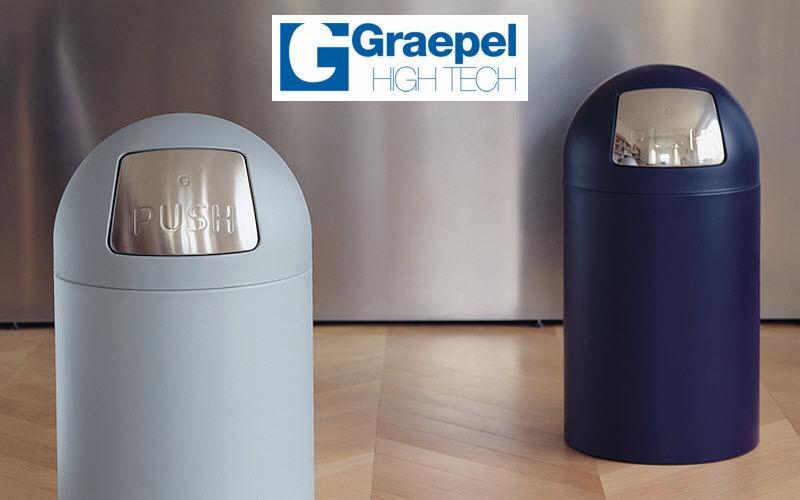 Graepel Cubo de basura de cocina Accesorios del fregadero Cocina Accesorios  |