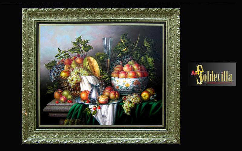 ART SOLDEVILLA Reproducción de cuadro a mano Pintura Arte  |