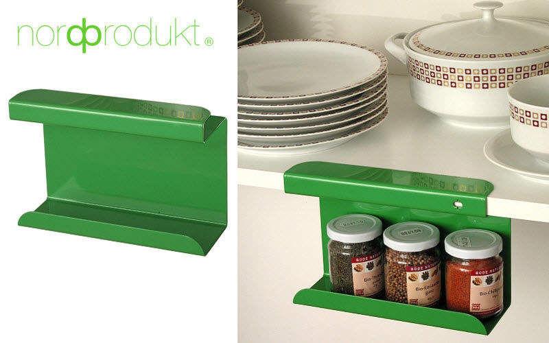 Nordprodukt Estantería para especias Baldas & estantes Equipo de la cocina    