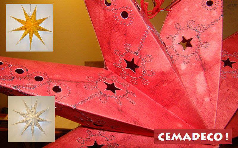 CEMADECO Decoración de árbol de Navidad Decoración y motivos navideños Navidad y Fiestas  |