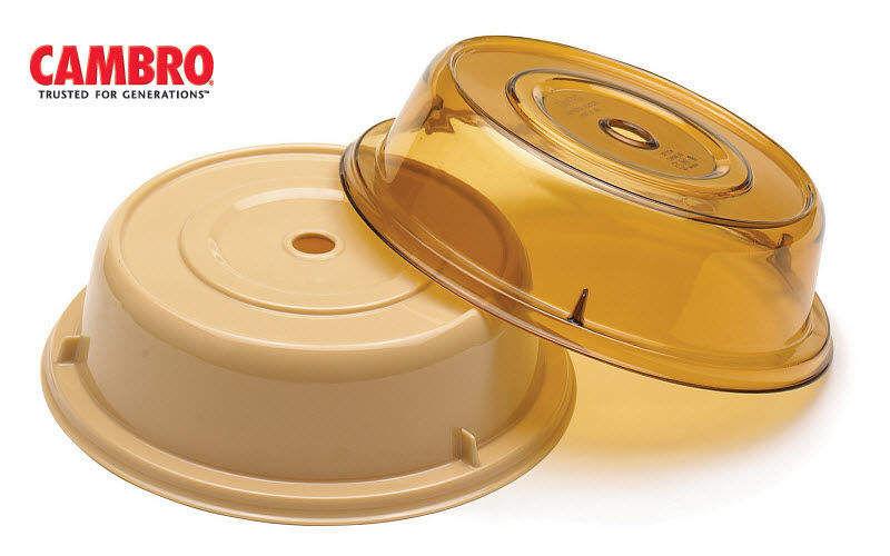 CAMBRO MANUFACTURING Campana de fuente Campanas & tapas protectoras Mesa Accesorios  |