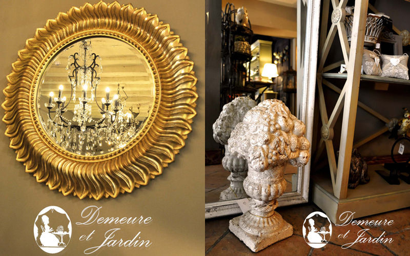Demeure et Jardin Espejo Espejos Objetos decorativos   