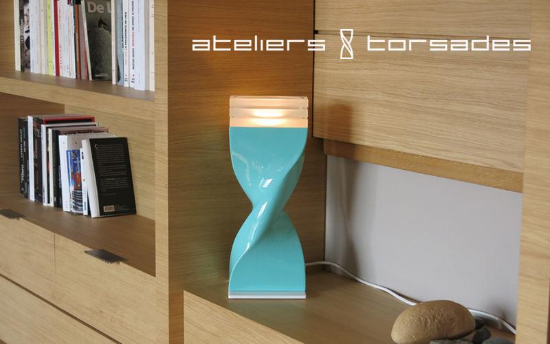 ATELIERS TORSADES Lámpara de sobremesa Lámparas Iluminación Interior  |
