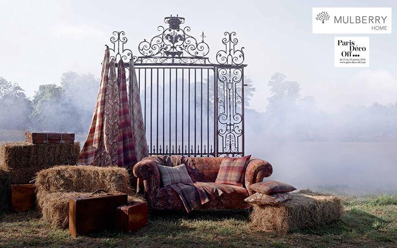 Mulberry Home Tela para tapicerías Telas decorativas Tejidos Cortinas Pasamanería  |