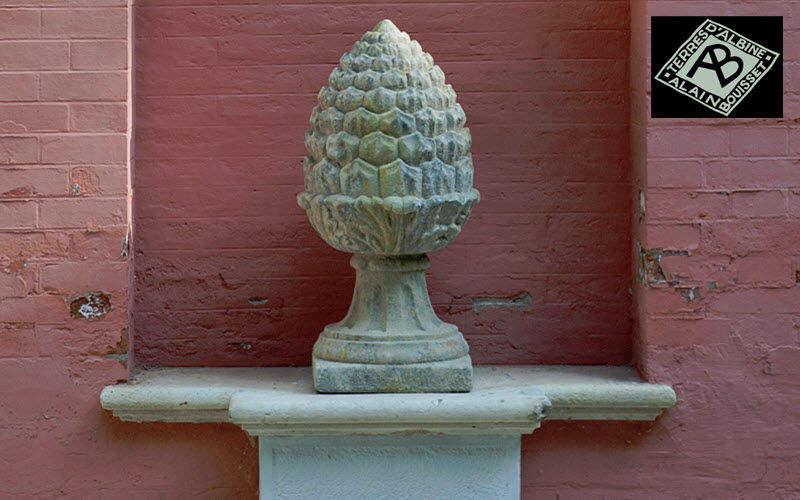 TERRES D'ALBINE Piña de pino Frutas decorativas Objetos decorativos  |