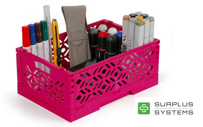 SURPLUS SYSTEMS Caja para ordenar Cajas guardarropa Vestidor y Accesorios  |