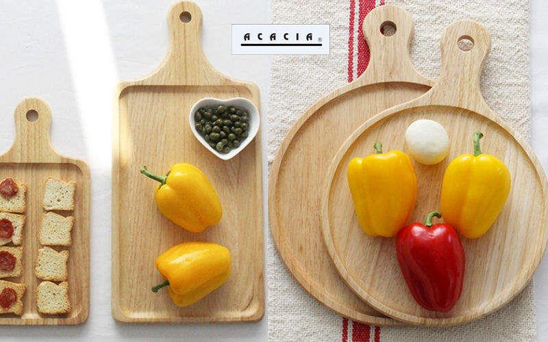 Acacia Tabla para degustación Utensilios para preparar cócteles-aperitivos Mesa Accesorios   