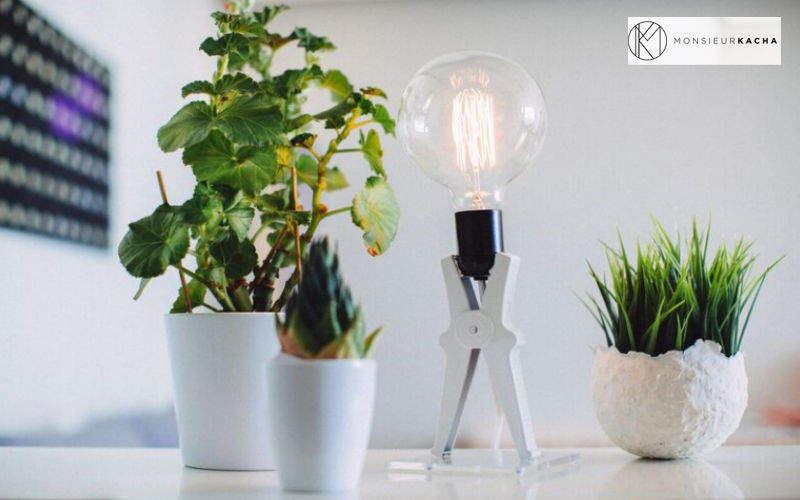 Monsieur Kacha Lámpara de sobremesa Lámparas Iluminación Interior  |