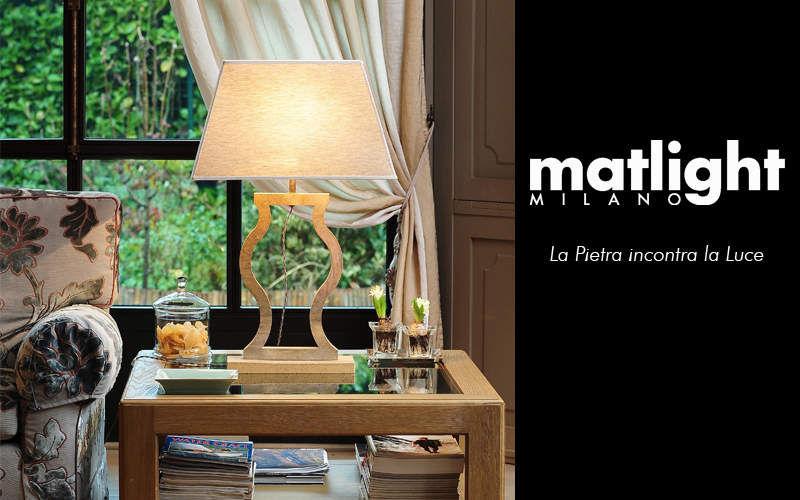 MATLIGHT Milano Lámpara de sobremesa Lámparas Iluminación Interior  |