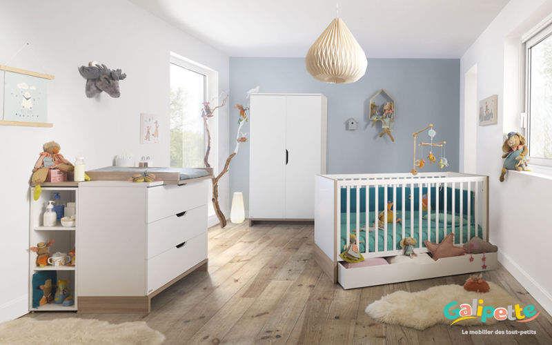 GALIPETTE Habitación bebé 0-3 años Dormitorio infantil El mundo del niño  |