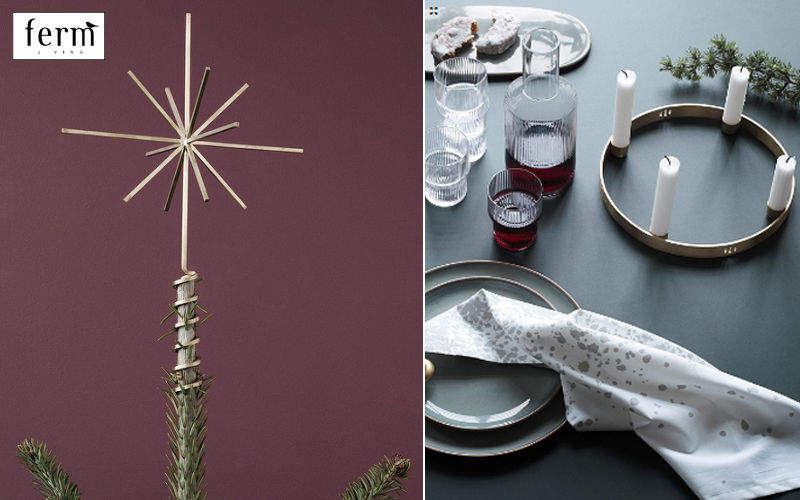 Ferm Living Estrella de Navidad Decoración y motivos navideños Navidad y Fiestas  |