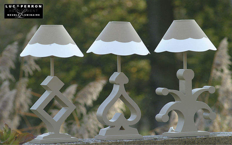 Luc Perron Lámpara de sobremesa Lámparas Iluminación Interior  |