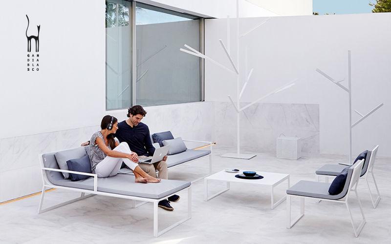 GANDIA BLASCO Salón de jardín Salones completos de jardín Jardín Mobiliario  |