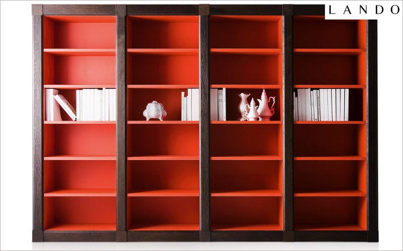 LANDO Librería abierta Librerías Armarios Cómodas  |