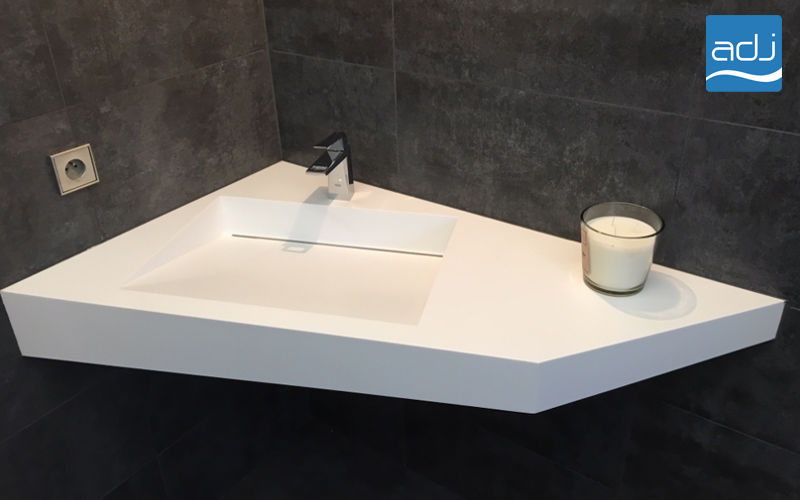 ADJ Lavabo colgante Piletas & lavabos Baño Sanitarios  |