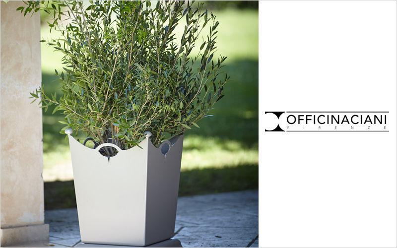 OFFICINA CIANI Maceta para árbol Macetas Jardín Jardineras Macetas   |