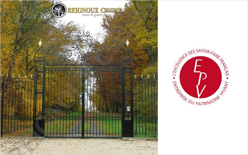 Reignoux Creations Portal Pórticos Jardín Cobertizos Verjas...  |