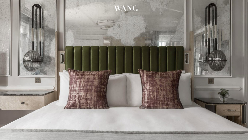 Joyce Wang Studio Realización de arquitecto - Dormitorios Varios dormitorio Camas  |