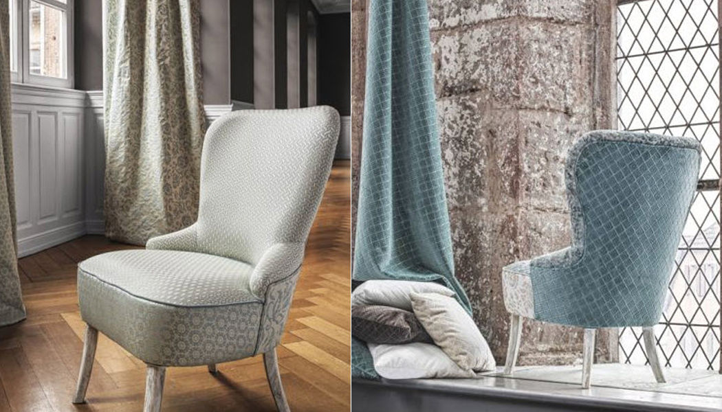 LUCIANO MARCATO Tejido de decoración para asientos Telas decorativas Tejidos Cortinas Pasamanería  |