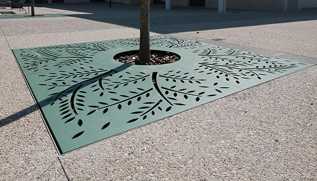 Acropose Reja para arbol Mobiliario urbano Jardín Diverso  |