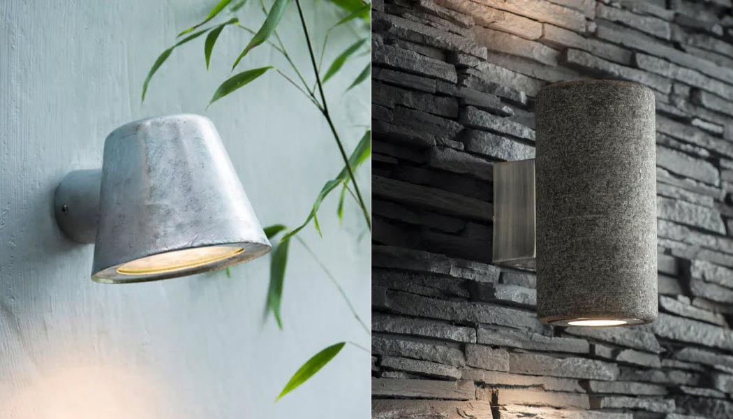 GARDEN TRADING Aplique de exterior Lámparas y focos de exterior Iluminación Exterior  |
