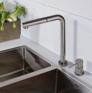 CasaLux Home Design - d 5505cc chromé - Mezclador De Fregadero