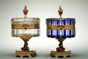 Cristal Benito Caja de relojes