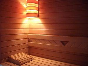 Sauna Tonic Cabina de cuidados