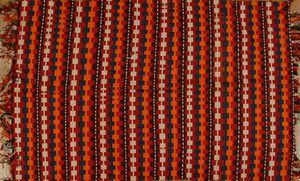 Stark Carpet - turkish kelims semi antique - Alfombra Kilim