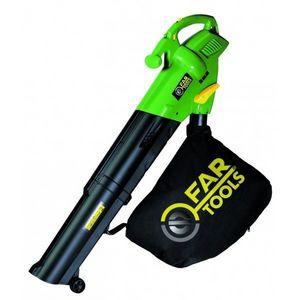 FARTOOLS - souffleur aspirateur broyeur 2500 watts fartools - Aspirador Soplador Triturador